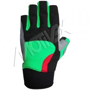 Sailing Gloves Short Finger 8687-16 Back