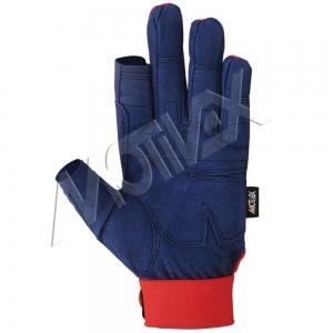 motivex long sailing gloves 8673-00 front