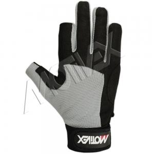 motivex sailing gloves 8676-00 back