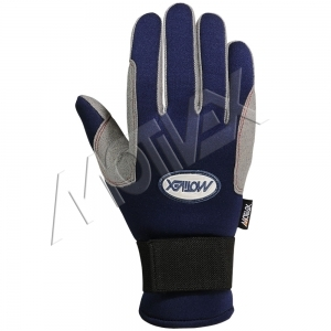 Neoprene Sailing Gloves 8679-21 back
