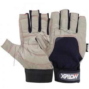 Motivex Sailing Gloves Cut Fingers-SGC-8675-11
